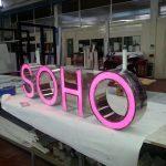 Gamma Neon Insegne Luminose a LED e al neon
