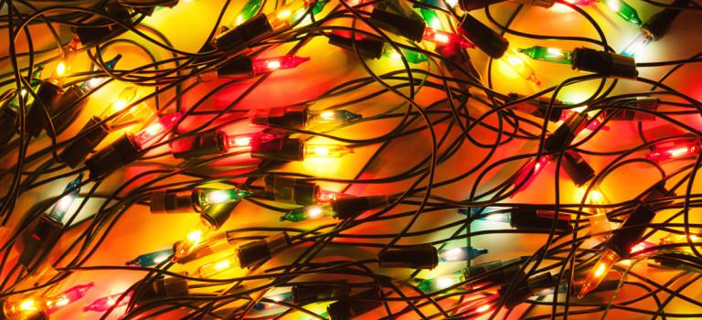 Chi ha inventato le luci di Natale?